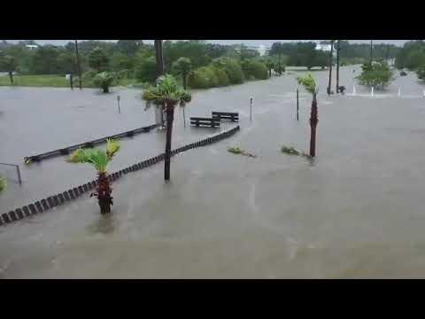 Video: Los efectos de la tormenta tropical Cristóbal se sienten en Louisiana y otras zonas.