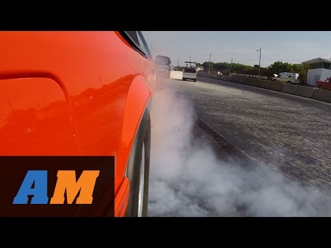 Steph's Fox Body Mustang + 12 Second Supercharged Fox Body Mustang - Hot Lap