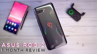 Asus ROG Phone 2 Full Review After 45 Days - Best Smartphone of 2019?