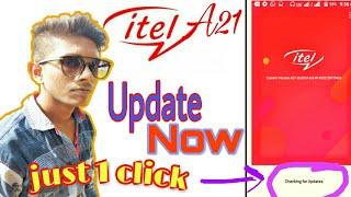 How to update itel wish A21 Hindi (itel main update kiya jaasakta hain ?)