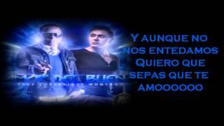 Eddy Lover Ft Joey Montana   Amor Del Bueno (Letra)  REGGAETON 2012.wmv