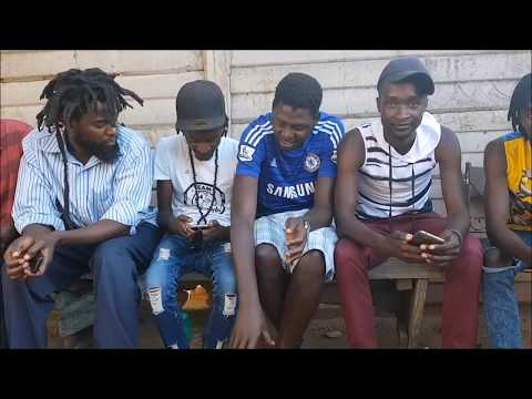 [Full Video] Chifinhu & Addo Interview & Freestyle @ Second Avenue Mbare, Harare, Zimbabwe 2018