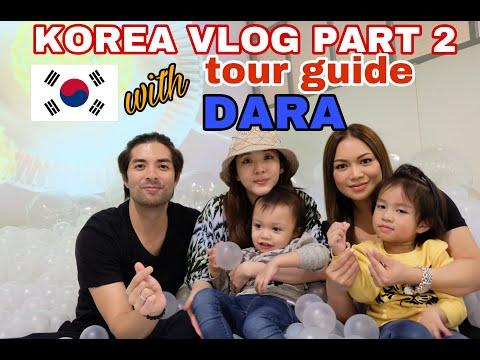 First Family Vlog KOREA Part 2