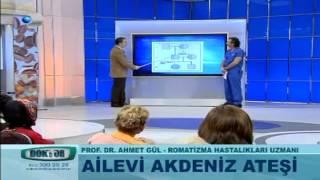 Ailevi Akdeniz Ateşi hastalığı genetik mi?