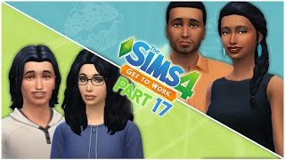 Let's Play the Sims 4 Get to Work (Part 17) A Budding Photographer