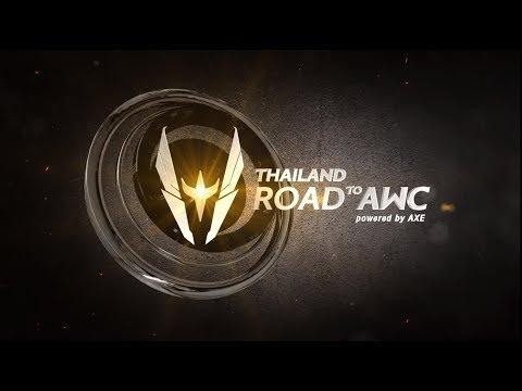 Garena RoV : THAILAND Road to AWC powered by AXE 8 teams Promo