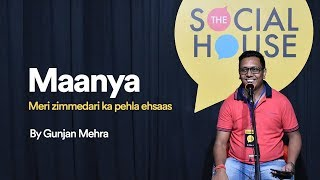 Maanya - Meri Zimmedari Ka Pehla Ehsaas | Birthday Poetry | The Social House | Whatashort