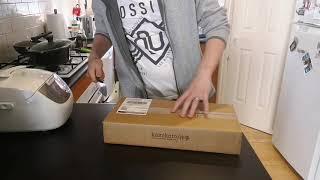Unbox kamikoto 神筝 knifes Hi! I'm Jimmy, Chew is not my surname. I...