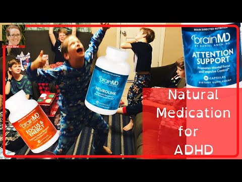 Natural Medication for ADHD
