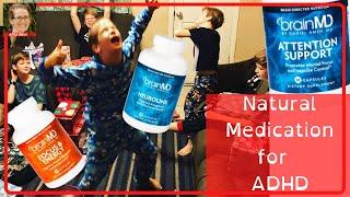 Natural Medication for ADHD