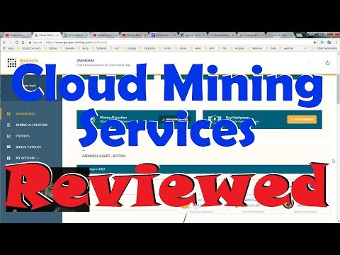 Cloud Mining Services Reviewed