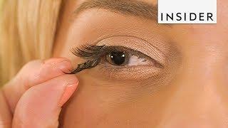 Up Your Eyelash Game With Magnetic Fake Lashes