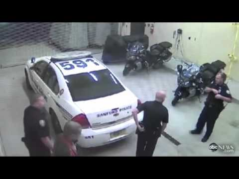 Treyvon Martin: George Zimmerman Video;  Police Murder Cover-Up