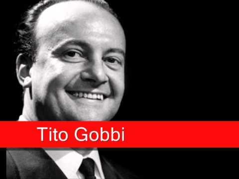 Tito Gobbi: Rossini - Barbiere di Siviglia, 'Largo al factotum'