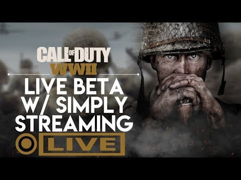 🔴WW2 Private Beta 24 Hour Live STREAM100 SUB GOAL🔴 #USKRC GRIND