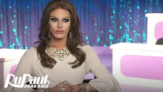 aquaria slays as first lady melania trump the perfect snatch rupauls drag race season 10