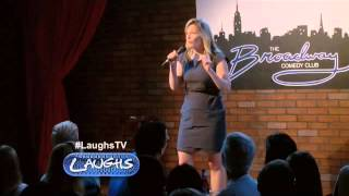 Meghan Hanley Stand-Up: The Only Kind Of Magic Wand A Grown Woman Should Own