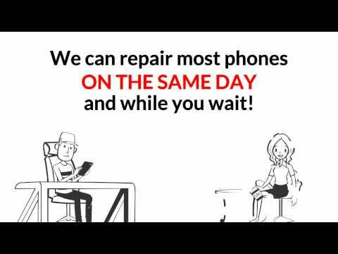 Mobile Phone Repair Service In The UK Via PhoneMend