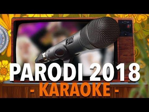 KARAOKE - Melodifestivalen 2018 PARODI - FINALEN
