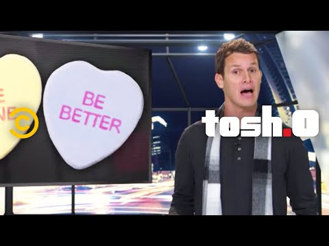 Tosh's Most Romantic Moments - Tosh.0