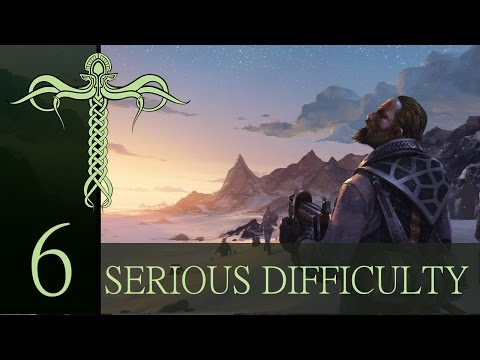 To The Oceans! #6 - Vaulters Serious Difficulty - Endless Legend Tempest |