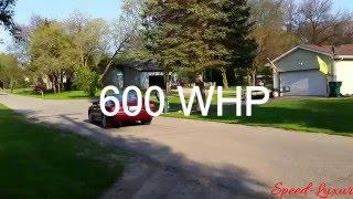 600 Whp Supra