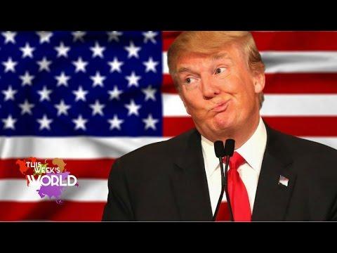Donald Trump a moderate Republican candidate?  BBC News