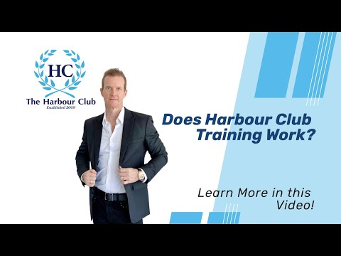 Does The Harbour Club Training Work