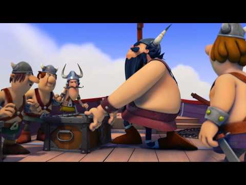 Wickie und die starken Männer - Snorre hats voll drauf - Folge 13 | HD