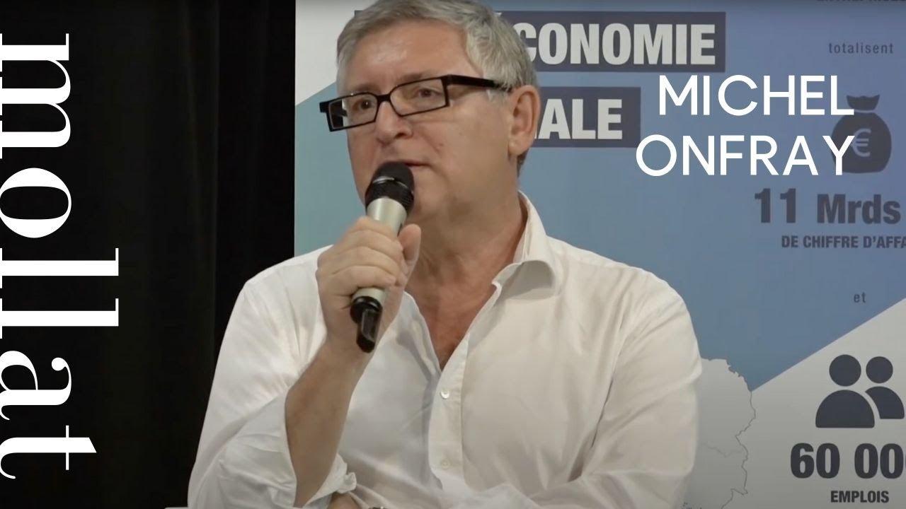 Michel Onfray - Ontologie de l'entrepreneur, éthique du risque