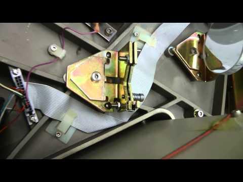 Perkin Elmer FTIR 1600 Infrared Spectrometer Teardown
