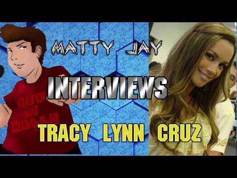 Rangerstop 2016 - Tracy Lynn Cruz Interview