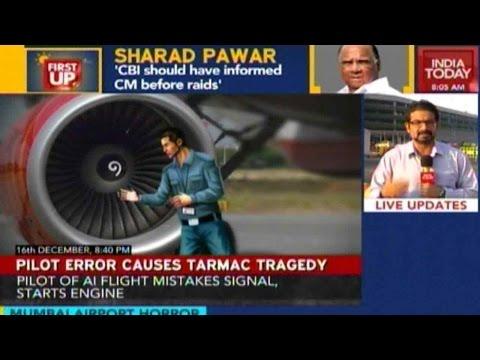 Mumbai: Freak Accident Kills Air India Staff Member