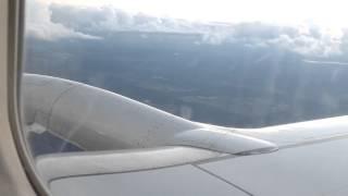 Полет Boeing 737-800 (лучше используйте наушники)