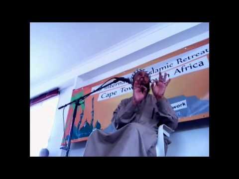 Postmodern Slavery & Oppression   Shaykh Imran Hosein   2nd International Islamic Retreat 2011