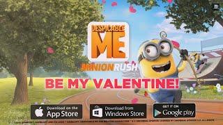 Despicable Me: Minion Rush - Valentine