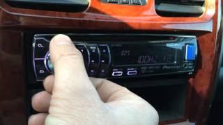 Pioneer 6310sd налаштування на повседнев