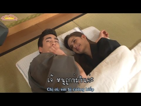 169. [Vietsub] BTS Roy Fun Tawan Duerd - Nadech Yaya - TLKT 28/08/2014