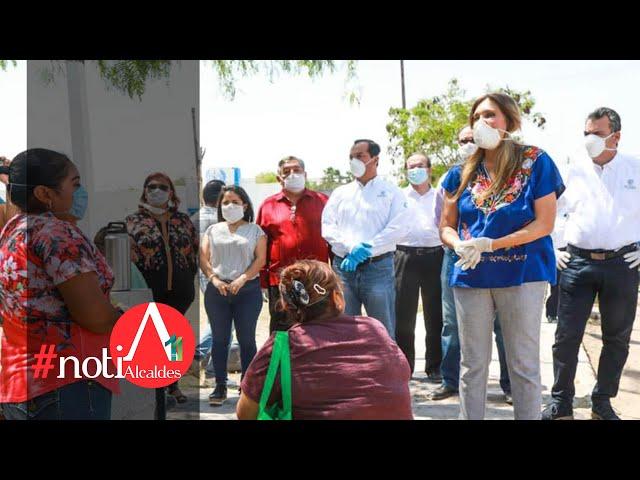 NotiAlcaldes: Reynosa invierte 60 mdp para fortalecer la lucha contra la COVID-19