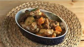 How To Cook A Ragout Of Lamb