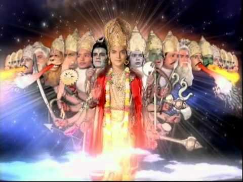Ramayan: Lord Ram's chaturbhuj roop is revealed to Ravan!