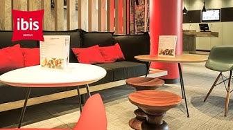 Discover ibis Frankfurt City Messe • Germany • vibrant hotels • ibis