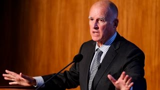 Gov. Jerry Brown lashes out against Trump on climate change