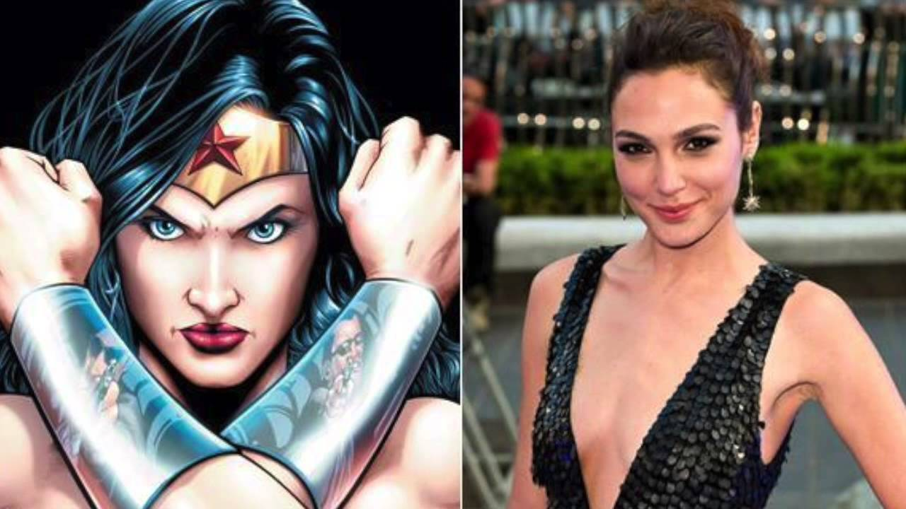 Who plays wonder woman in superman vs batman-8034
