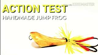 Download Video Action Jump Frog Handmade MP3 3GP MP4