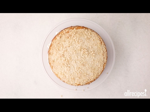 Dessert Recipes - How to Make Italian Lemon Cream Cake