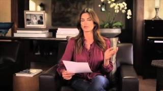 Cindy Crawford tells you how and when to use serums. Thumbnail