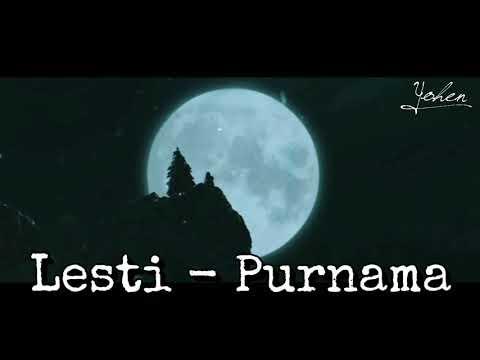 Lesti : Purnama (Video lirik)