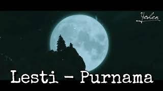 Gambar cover Lesti : Purnama (Video lirik)