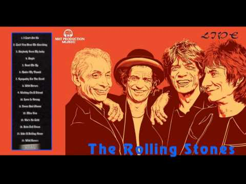 The Rolling Stones Greatest Hits Full Album 2017 ||  Best Songs of The Rolling Stones LIVE